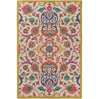 Surya Bansi 8-Foot x 11-Foot Area Rug in Ivory