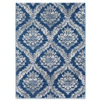 Surya Brixton 5-Foot 3-Inch x 7-Foot 3-Inch Area Rug in Blue