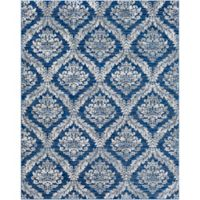 Surya Brixton 7-Foot 10-Inch x 10-Foot 3-Inch Area Rug in Blue