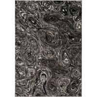 Surya Ainsworth 2-Foot x 3-Foot Accent Rug in Charcoal