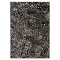 Surya Ainsworth 5-Foot 3-Inch x 7-Foot 6-Inch Area Rug in Charcoal