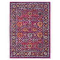 Statements By Surya Dalwood 5-Foot 3-Inch x 7-Foot 3-Inch Area Rug in Pink