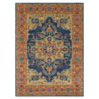 Statements By Surya Fairholt 5-Foot 3-Inch x 7-Foot 3-Inch Area Rug in Navy