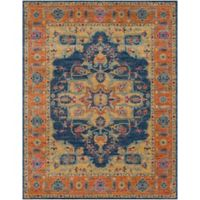 Statements By Surya Fairholt 7-Foot 10-Inch x 10-Foot 3-Inch Area Rug in Navy