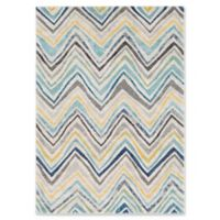 Surya Fenalun 5-Foot 3-Inch x 7-Foot 3-Inch Area Rug in Ivory