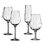 Orrefors Dizzy Diamond Stemware Collection
