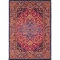Surya Kilburn 2-Foot x 3-Foot Accent Rug in Pink