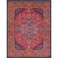 Surya Kilburn 7-Foot 10-Inch x 10-Foot 3-Inch Area Rug in Pink