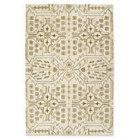 Kaleen Brooklyn Artisan 9-Foot 6-Inch x 13-Foot Area Rug in Mushroom