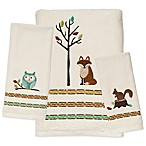 Saturday Knight Fall Friends Tip Towel in Ivory