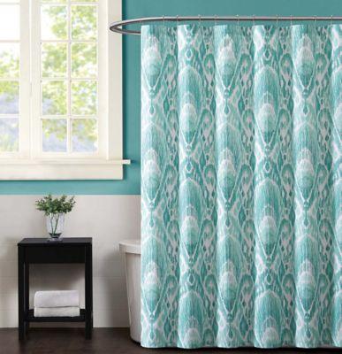 Superb Christian Siriano Capri Shower Curtain