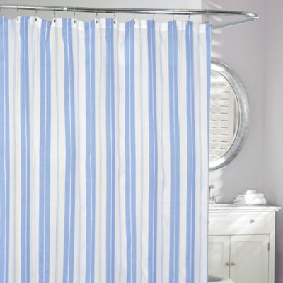 and rilane curtain striped bathroom black for stylish stripe shower coal white