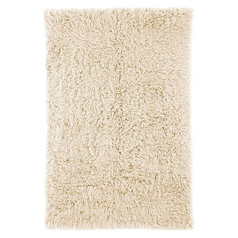 image of nuLOOM Greek Flokati Shag Rug in Natural