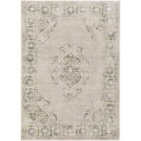 Surya Allegro 2-Foot 2-Inch x 3-Foot Accent Rug in Ivory