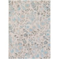 Surya Allegro 2-Foot 2-Inch x 3-Foot Accent Rug in Blue