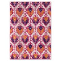 Surya Fenalun Global 9-Foot 3-Inch x 12-Foot 6-Inch Area Rug in Pink