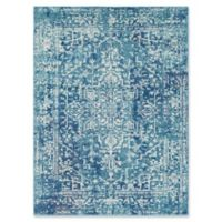 Surya Fenalun 3-Foot 11-Inch x 5-Foot 7-Inch Area Rug in Blue