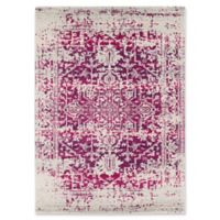 Surya Fenalun 3-Foot 11-Inch x 5-Foot 7-Inch Area Rug in Pink
