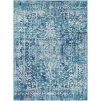 Surya Fenalun 9-Foot 3-Inch x 12-Foot 6-Inch Area Rug in Blue