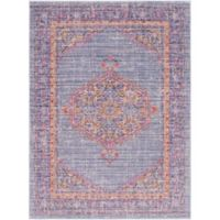 Surya Dynine 2-Foot x 3-Foot Accent Rug in Violet