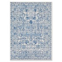 Surya Fenalun 3-Foot 11-Inch x 5-Foot 7-Inch Area Rug in Dark Blue
