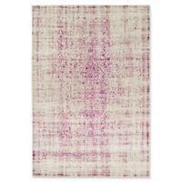 Ladeen Classic 2-Foot x 3-Foot Accent Rug in Purple