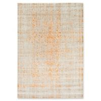 Ladeen Classic 7-Foot 6-Inch x 10-Foot 6-Inch Area Rug in Orange
