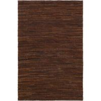 Surya Tescott 2-Foot x 3-Foot Accent Rug in Camel