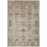 Surya Ladeen Classic Geometric Border 2-Foot 2-Inch x 3-Foot Accent Rug in Dark Brown