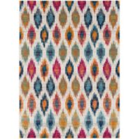 Surya Fenalun Color Spots 9-Foot 3-Inch x 12-Foot 6-Inch Area Rug in Light Grey