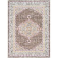 Surya Dynine 2-Foot x 3-Foot Accent Rug in Bright Pink