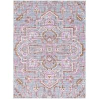 Surya Dynine 3-Foot 11-Inch x 5-Foot 7-Inch Rug in Purple