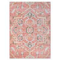 Surya Dynine 5-Foot 3-Inch x 7-Foot 6-Inch Area Rug in Pale Pink