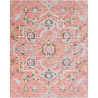 Surya Dynine 7-Foot 10-Inch x 10-Foot 3-Inch Area Rug in Pale Pink