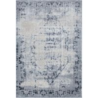Surya Pricella Classic 2-Foot x 3-Foot Rug in Grey