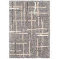 Surya 8-Foot x 10-Foot Cuvert Modern Area Rug in Grey
