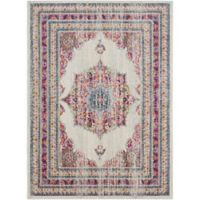 Surya Fenalun 3-Foot x 11-Inch x 5-Foot 7-Inch Area Rug in Pink