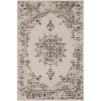 Surya Jenae Floral 7-Foot 10-Inch x 10-Foot 6-Inch Area Rug in Brown