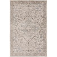 Surya Jenae Traditional 7-Foot 10-Inch x 10-Foot 6-Inch Area Rug in Wheat