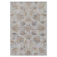 Surya Jenae Blossoming 5-Foot 3-Inch x 7-Foot 6-Inch Area Rug in Light Blue