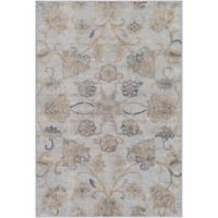Surya Jenae Blossoming 7-Foot 10-Inch x 10-Foot 6-Inch Area Rug in Light Blue