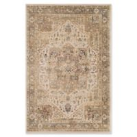 Surya Jenae Traditional 5-Foot 3-Inch x 7-Foot 6-Inch Area Rug in Tan