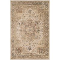 Surya Jenae Traditional 7-Foot 10-Inch x 10-Foot 6-Inch Area Rug in Tan