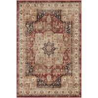Surya Jenae Traditional 7-Foot 10-Inch x 10-Foot 6-Inch Area Rug in Rust