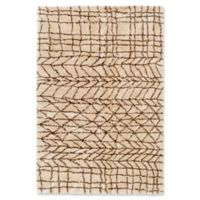 Surya Biscayne Global 8 5-Foot x 7-Foot 6-Inch Area Rug in Khaki