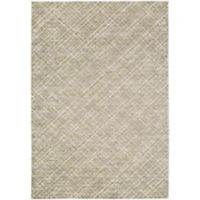 Surya Ladeen Modern96 2-Foot 2-Inch x 3-Foot Accent Rug in Light Grey