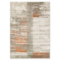 Surya Ladeen Modern859 5-Foot 2-Inch x 7-Foot 6-Inch Area Rug in Burnt Orange