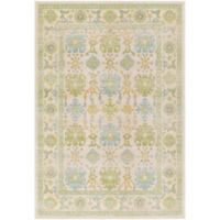Surya Ayomide 2-Foot 8-Inch x 5-Foot Accent Rug in Blue/Green