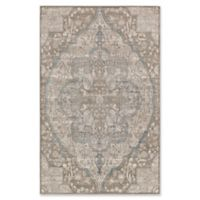 Surya Calput Large Medallion 5-Foot x 8-Foot Area Rug in Taupe