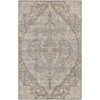Surya Calput Large Medallion 9-Foot x 12-Foot Area Rug in Taupe